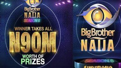 Photo of BBNaija's Season Six winner to get N90m