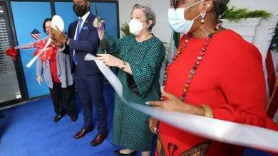 Photo of US Ambassador Opens First Window On America In Nigeria