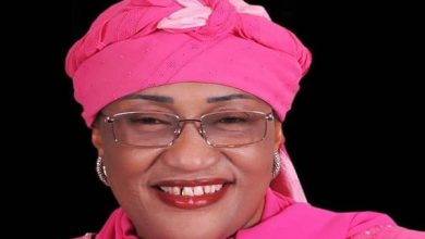 Photo of Buhari, Atiku, Ishaku others mourn as 'Mama Taraba' dies at 61