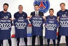 Photo of Mauricio Pochettino: Paris St-Germain head coach signs contract extension