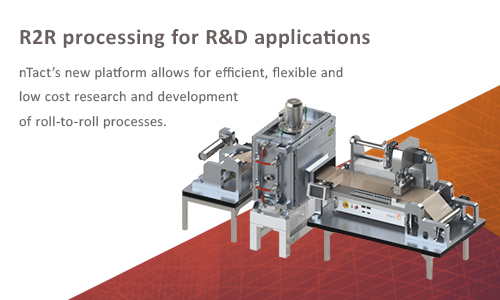 nRad R2R Research and Development Systems