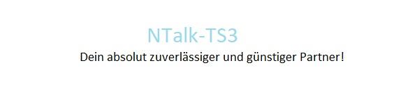 ntalk-ts3 Logo Facebook