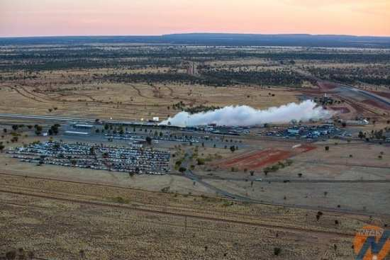 NTAS - Alice Springs Hot Lap