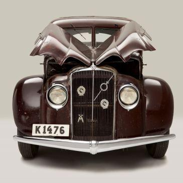 Η Volvo στην Techno Classica: Art Deco σε κίνηση, με το Volvo PV36