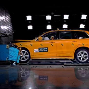 Μια ακόμα επένδυση από την Volvo για την ασφάλεια