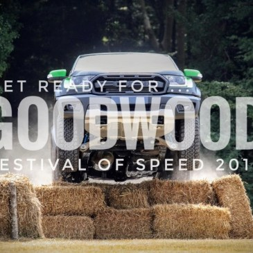 "Η Ford επανέρχεται στο ""Goodwood Festival of Speed"" 2019 (Live)"