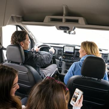 """Η Ford προσπαθεί να """"εξαφανίσει"""" τους ενοχλητικούς επιβάτες των πίσω θέσεων!"""