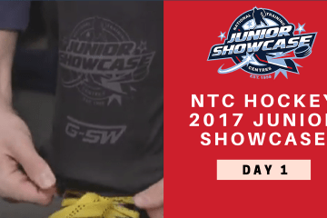 NTC Hockey 2017 Junior Showcase, Day 1