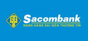 Logo Sacombank - Thông tin chuyển khoản cho NTCServices