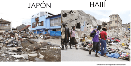 japón haití