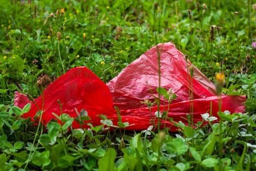Bolsa De Plástico, De Plástico, Bolsa, La Contaminación