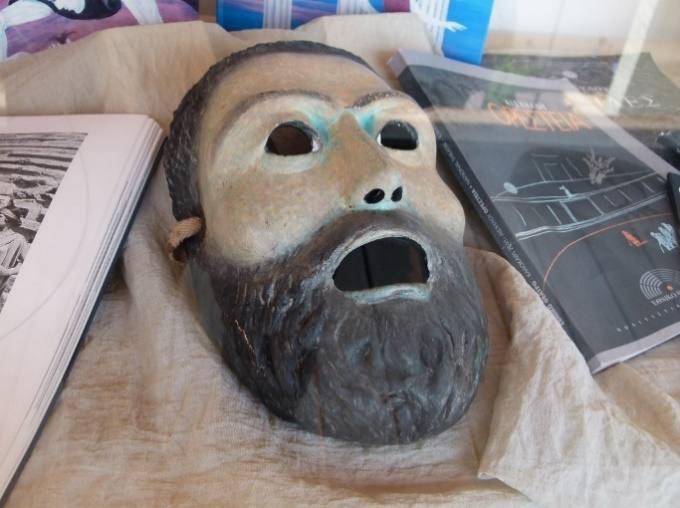 Máscaras en el teatro griego y romano