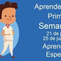 Aprendizajes esperados Aprende en Casa Semana 39 del 21 al 25 de junio de aprende en casa Primaria