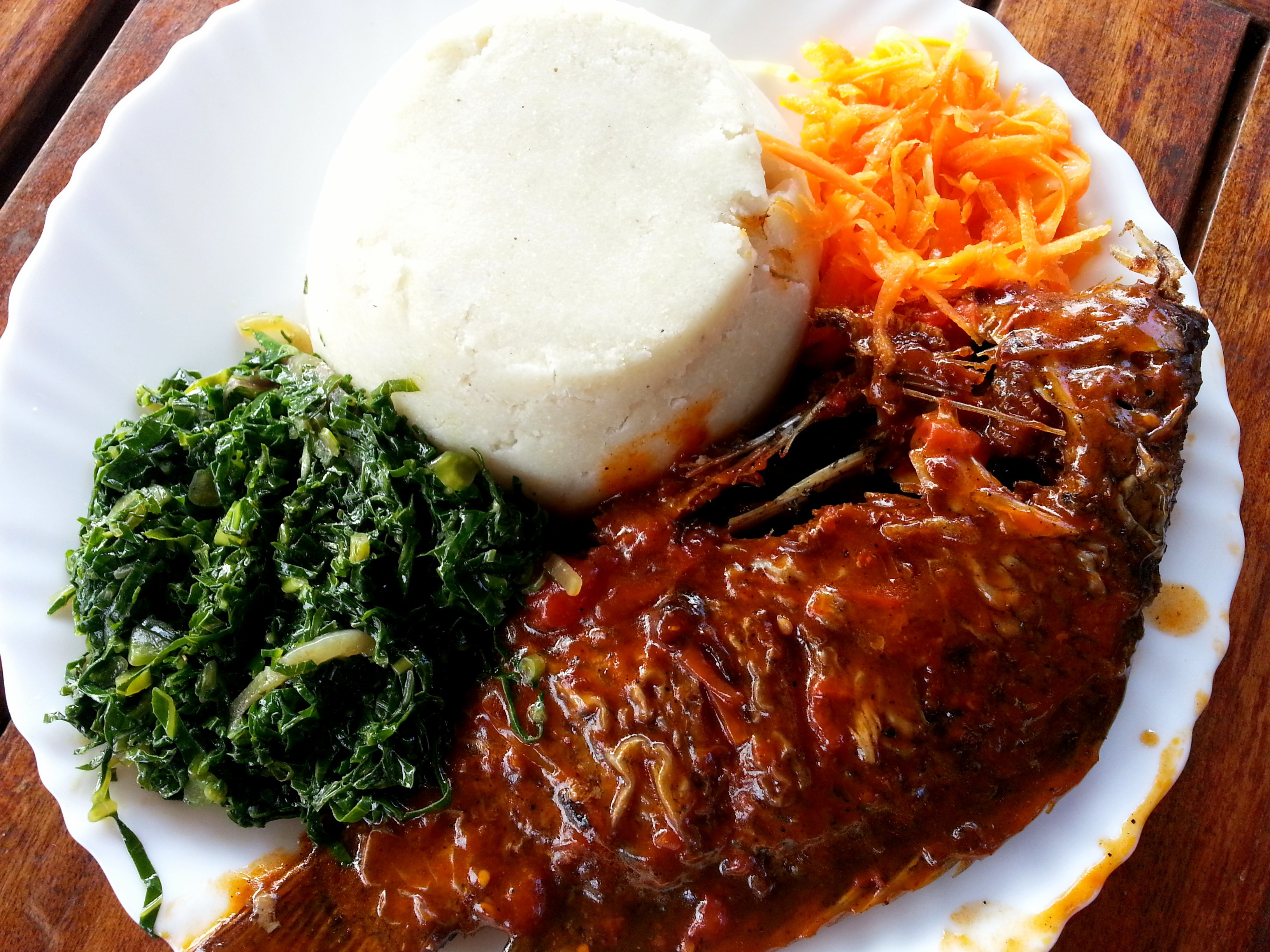 PicQuerry-African-cuisine-fish-and-ugali-1