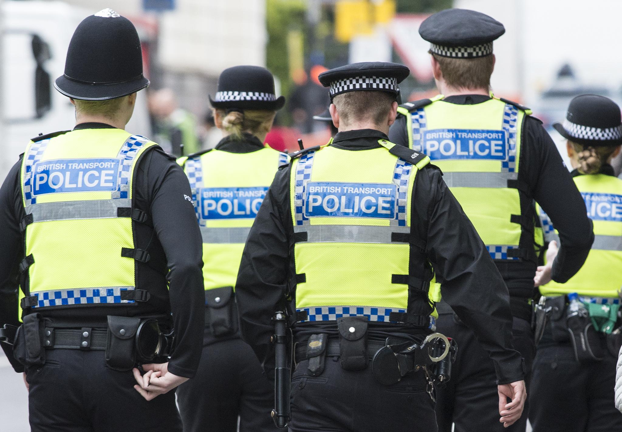 Police cuts