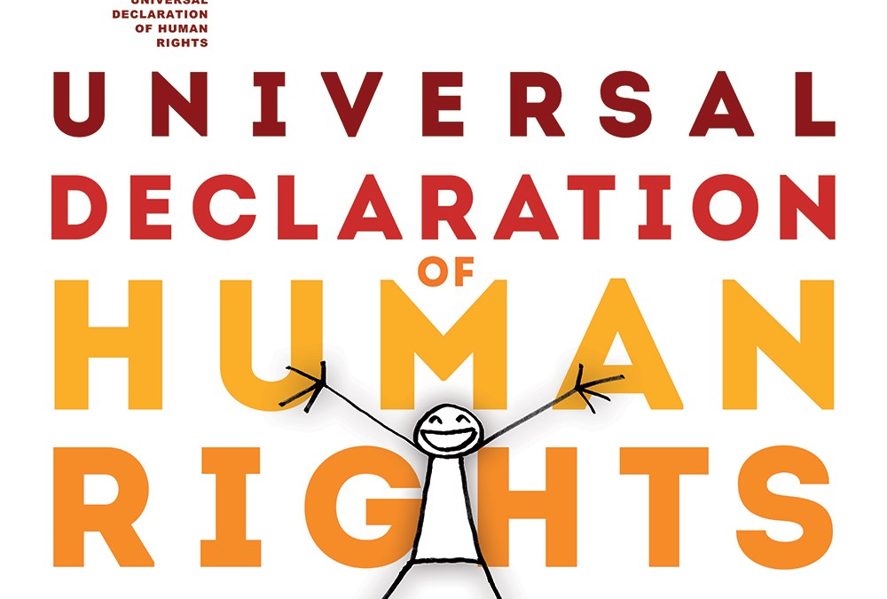 What is in the UDHR?