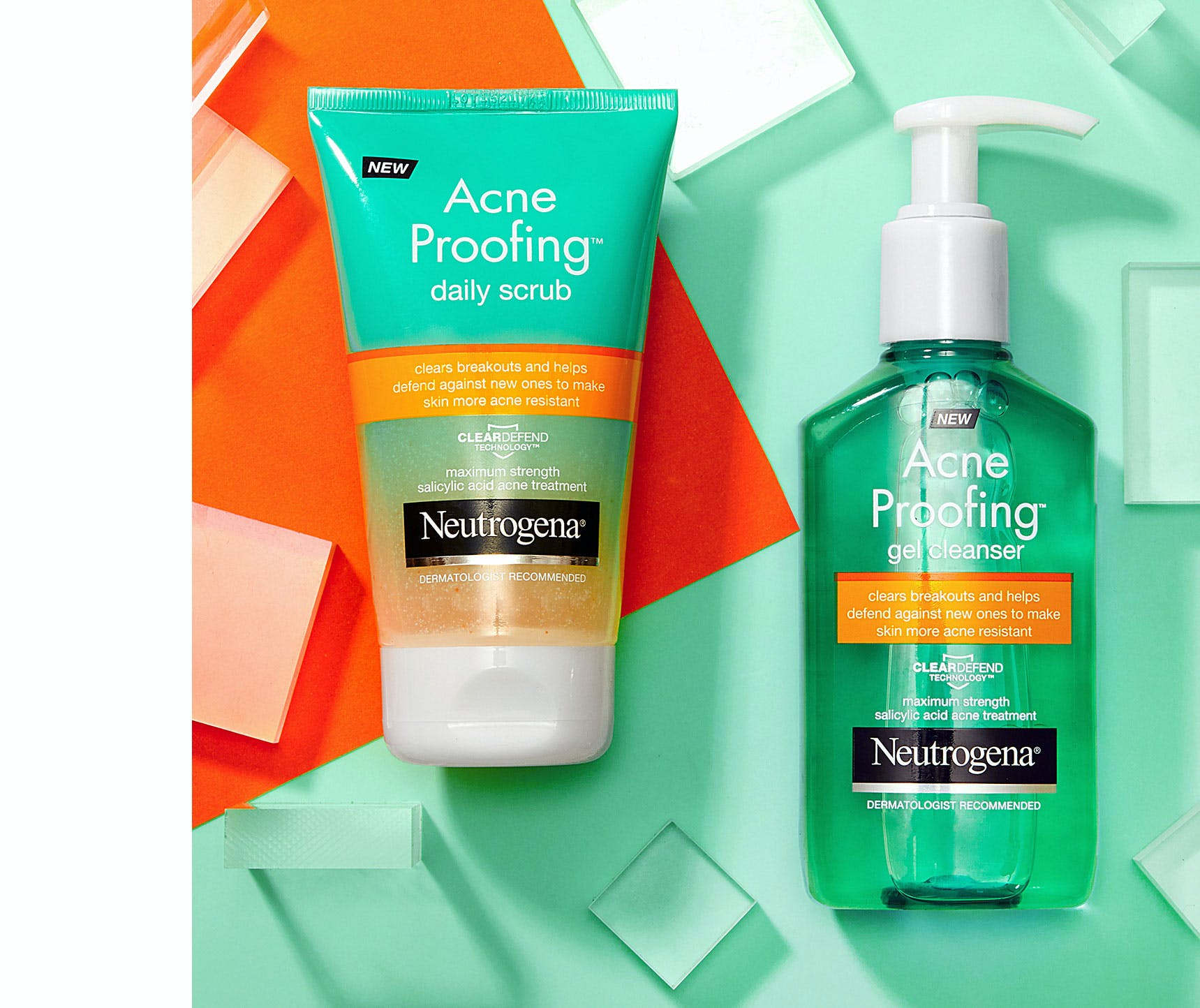 Acne Proofing Gel Cleanser