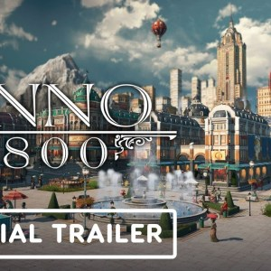 Anno 1800 - Official The High Life DLC Launch Trailer