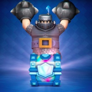 Clash Royale Official Mega Knight Reveal Trailer