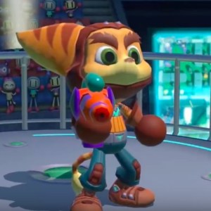 Super Bomberman R Official Ratchet and Clank Character Trailer