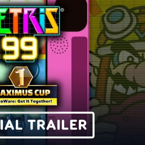 Tetris 99 24th Maximus Cup x WarioWare: Get It Together! - Official Gameplay Trailer