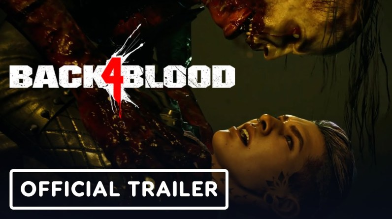 Back 4 Blood - Official PC Trailer   TGS 2021