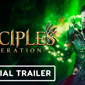 Disciples: Liberation - Official Companions Trailer