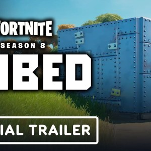Fortnite - Official New Item: Armored Wall Trailer