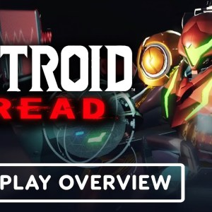 Metroid Dread - Official Gameplay Overview Trailer
