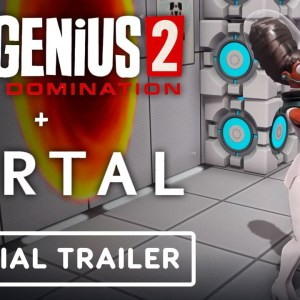 Evil Genius 2: World Domination - Official Free Portal Pack and Mechanical Minions Pack Trailer