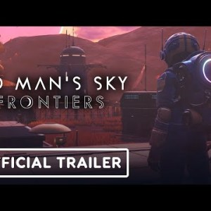 No Man's Sky Frontiers - Official Trailer