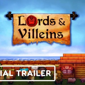 Lords and Villeins - Official Early Access Release Date Announcement Trailer