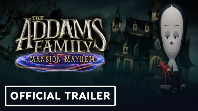 The Addams Family: Mansion Mayhem - Official Launch Trailer