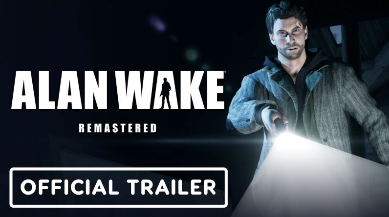 Alan Wake Remastered - Official Launch Trailer