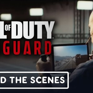 Call of Duty: Vanguard - Official Behind the Scenes Photography (Warning: Flashing Lights)