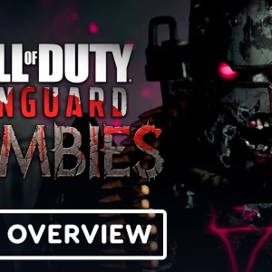Call of Duty Vanguard: Zombies - Official Game Overview