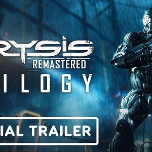 Crysis Remastered Trilogy - Official Nintendo Switch Launch Trailer