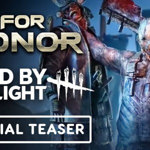 For Honor x Dead by Daylight - Official Survivors of the Fog Halloween Event Trailer