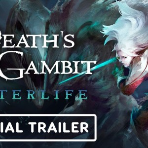 Death's Gambit: Afterlife - Official Launch Trailer