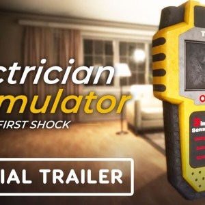 Electrician Simulator: First Shock - Official Announcement Trailer