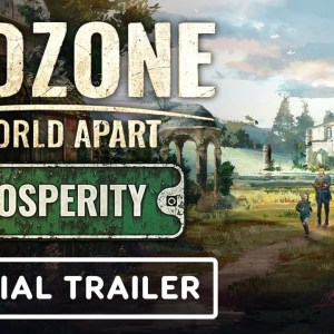 Endzone: A World Apart: Prosperity - Official Release Trailer