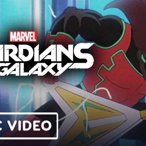 Marvel's Guardians of the Galaxy: Star-Lord Band - Official 'Zero to Hero' Animated Music Video
