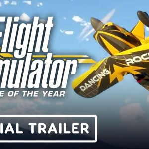 Microsoft Flight Simulator: Game of the Year Edition - Official Announcement Trailer