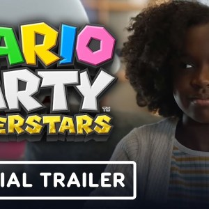 Mario Party Superstars - Official Live Action Trailer