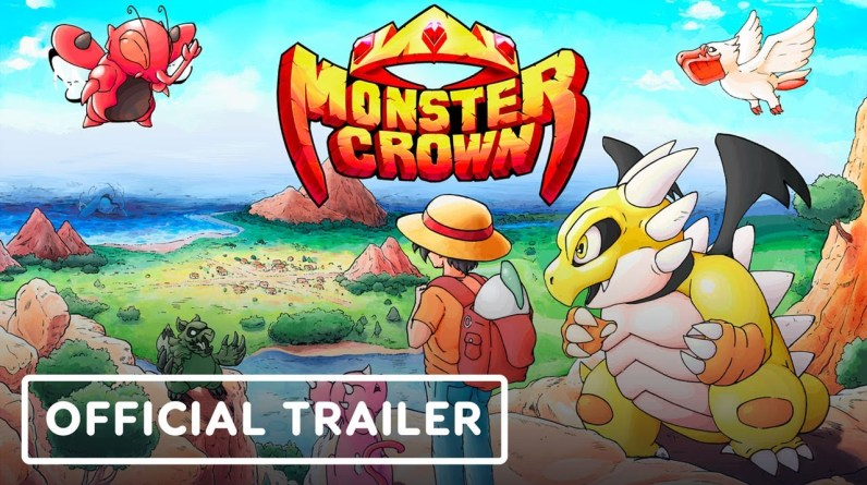 Monster Crown - Official Launch Trailer