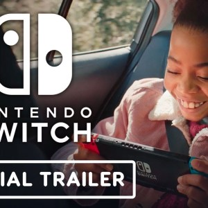 Nintendo Switch My Way - Official Home for the Holidays Trailer