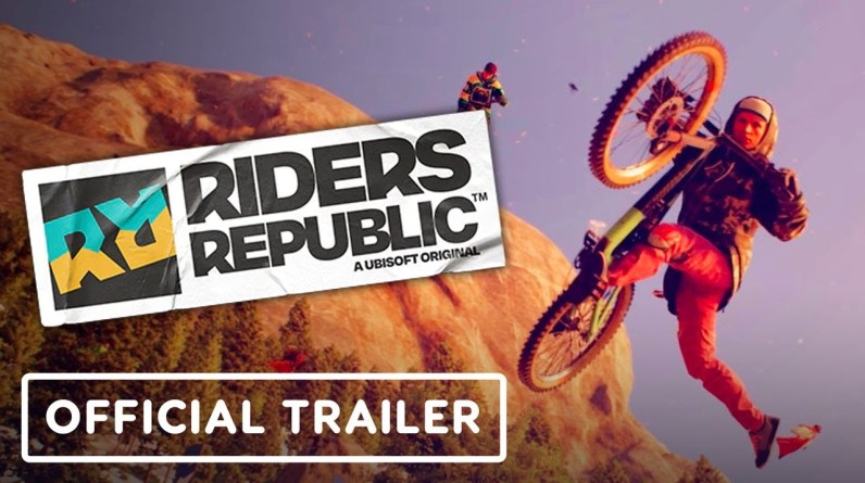 Riders Republic - Official World Trailer