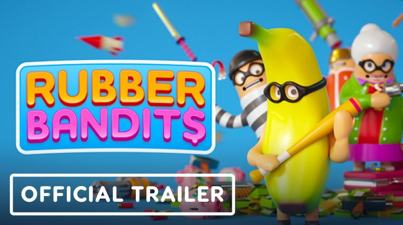 Rubber Bandits - Official Release Date Trailer