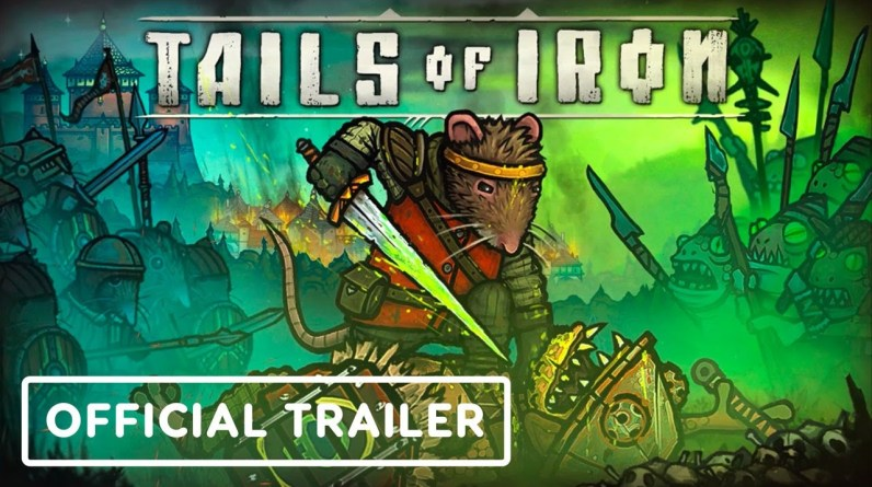 Tails Of Iron - Official Accolades Trailer