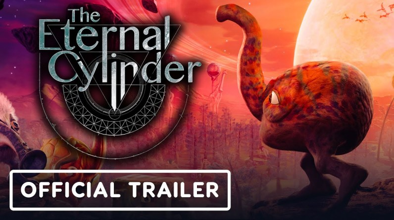 The Eternal Cylinder - Official Launch Trailer